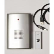 Funk Türklingel mit Realtönen und MP3 Speicher OPTEX