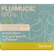 Fluimucil Fluimucil 600 mg 10tb