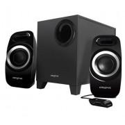 Creative Labs INSPIRE T3300 set di altoparlanti 2.1 canali 27 W Nero