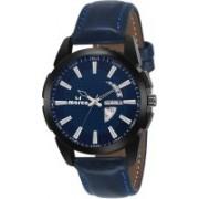MARCO DAY N DATE MR-GR 6040 BLU BLU Watch - For Men