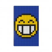 Prozis Notebook Pixit - Happy Face
