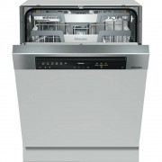 Miele G7310 SCi AutoDos Built In Semi Integrated Dishwasher-CleanSteel
