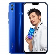 Smartphone Huawei Honor 8X Dual Sim (4+64GB) - Azul 4G LTE
