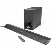 BARRA DE SONIDO 300W 2.1Ch BLUETOOTH, NFC Y USB, DOLBY HT-CT380