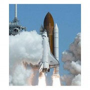 THE NEW YORK TIMES Shuttle Roars Back to Space (7/26/05) Jigsaw Puzzle 300pc