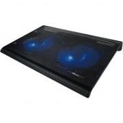 "Cooler laptop Trust Azul, 17.3"", Negru"