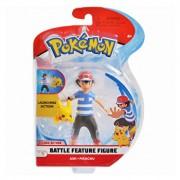 Pokemon figurine Ash si Pikachu