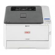 Imprimanta laser color Oki C332dn A4 Duplex Retea White