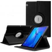 Bolsa Rotary Folio para Huawei MediaPad T3 10 - Preta
