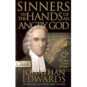Sinners in the Hands of an Angry God, Paperback/Jonathan Edwards