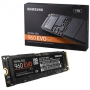 SSD Samsung 960 EVO NVMe 1TB M.2 PCIe 3.0 x4, MZ-V6E1T0BW