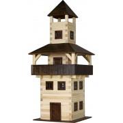 WALACHIA fa építőjáték modell - torony