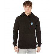 Volcom Deadly Stones Pullover Hoodie Black