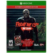 Whiptail (Telltale Games) Friday the 13th: Ultimate Slasher Edition X1 Standard Edition Xbox One