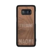 YourSurprise Houten telefoonhoesje - Samsung Galaxy s8
