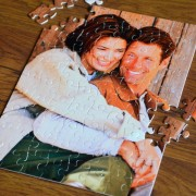Fényképes puzzle - A5, álló, 80db