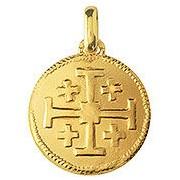 Monnaie de Paris - Médaille Croix de Jérusalem