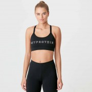 Myprotein The Original Sport BH - Black - L
