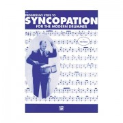 Alfred KDM Syncopation for the Modern Drummer Libros didácticos