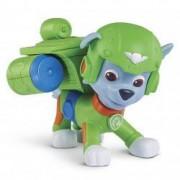 Figurina Rocky Patrula Catelusilor Air Rescue