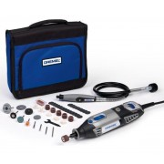 Kit F0134000JA : outil multi-usage 4000 175 W + 45 accessoires + sac souple