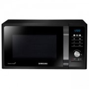 Микровълнова печка Samsung MG23F301TAK Microwave, 23l, Gril, 800W, LED Display, Black MG23F301TAK/OL