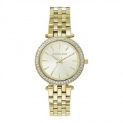 Michael Kors orologi Mk3365 Darci Gold Tone Stainless Steel Ladies ...
