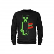 Minecraft, Sweatshirt - Creeper