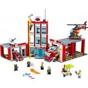 LEGO City vatrogasna postaja 60110