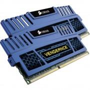 Radna memorija za stolna računala Kit Corsair Vengeance Cerulean Blue CMZ8GX3M2A1600C9B 8 GB 2 x 4 GB DDR3-RAM 1600 MHz CL9 9-9-