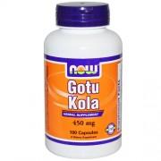 Now Gotu Kola 450 mg 100 Cápsulas Now