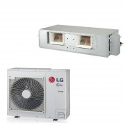 Lg climatizzatore / condizionatore lg 24000 btu uu24w cb24 monosplit inverter canalizzato