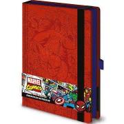 Marvel Retro: Spider-Man Notebook (Parallel Import)