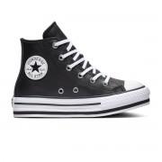 Converse All Stars Platform Eva-Hi 666391C Zwart / Wit-31