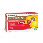 ARKOREAL GELEIA REAL 500MG GINSENG AMPOLAS X 20