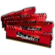 G.Skill 16GB DDR3-1600 CL9 RipjawsZ 16GB DDR3 1600MHz geheugenmodule