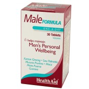 Health Aid Male Formula 30 tablets