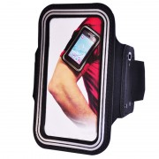 iPhone 4 / 4S Njord Sport Gym Armband - Black