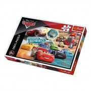 Puzzle Trefl - Cars, 260 piese XXL (64821)
