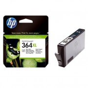 Hp ORIGINALE HP 364XL NERO PHOTO PER HP 5380,6380,5460,8550,5324 CB322EE 364XL CAPACITA PER 290 FOTO