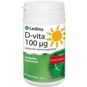 Ledins D-Vita 100µg 90 tabletter
