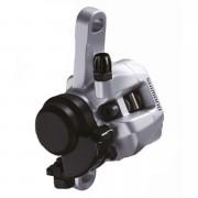 Shimano BR-R317 Mechanical Disc Caliper - Rear - IS Mount - Black