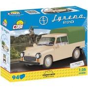 Set de constructie Cobi, Cars, Syrena R20 (94pcs)