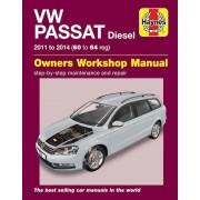 Haynes Workshop manual VW Passat diesel (Dec 2010-2014) 6361