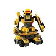 Sluban157Pcs Lego PlasticToy Space Fighter, 26.2 x 19 x 4.6cm (Multicolour, M38-B7800_f)