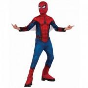 Pókember kapucnis jelmez - 116 cm