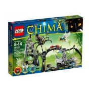 Lego Legends Of Chima - 70133-La Grotte De Spinlyn