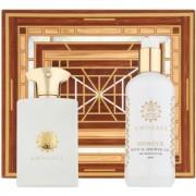 Amouage Honour lote de regalo I. eau de parfum 100 ml + gel de ducha 300 ml