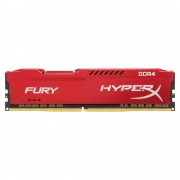 Memorie Kingston HyperX Fury Red 8GB DDR4 2666 MHz CL16