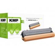 KMP Tonercassette vervangt Brother TN-423C, TN423C Compatibel Cyaan 4000 bladzijden B-T99X